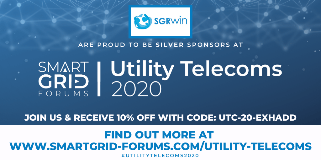 SGRwin team to exhibit at Utility Telecoms 2020
